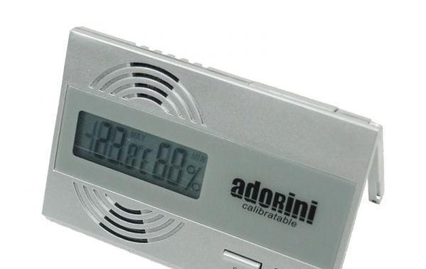 Adorini Hygrometer Digital - Made in Germany
