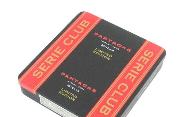 Partagas Serie Club Tin Limited Edition 2020