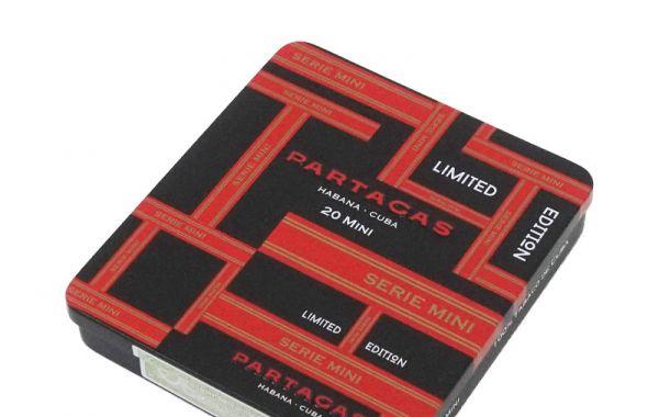 Partagas Serie Mini Tin Limited Edition 2020
