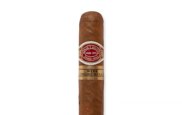 Romeo y Julieta Wide Churchills (Open Box)